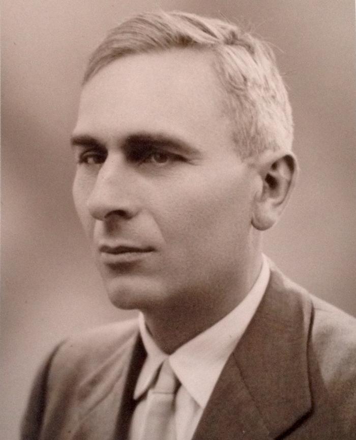 Jean Bérard en 1957